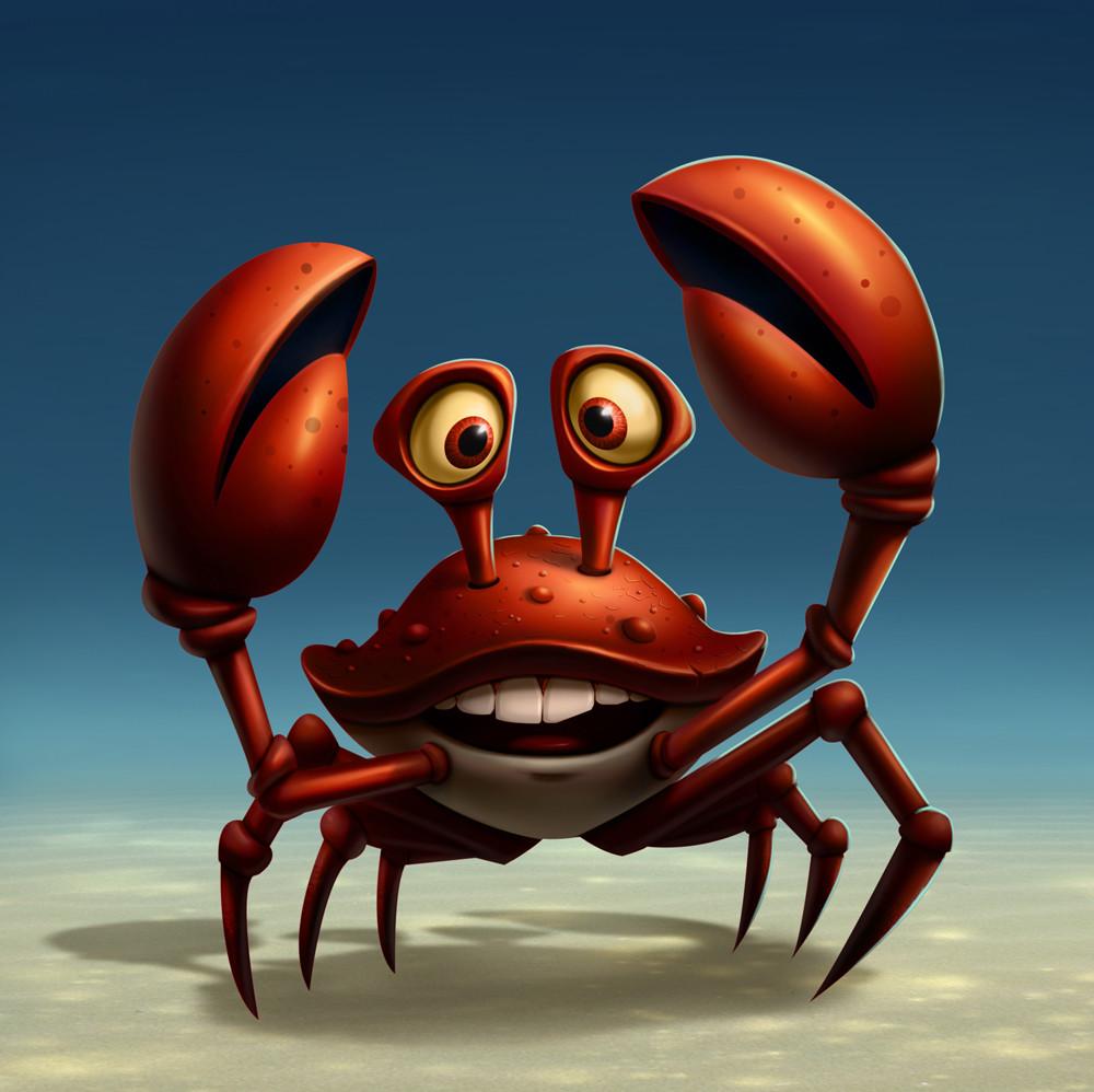 Erkan karagoez crab 01