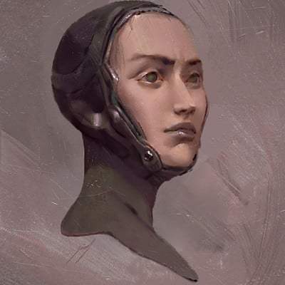 John silva portrait 3