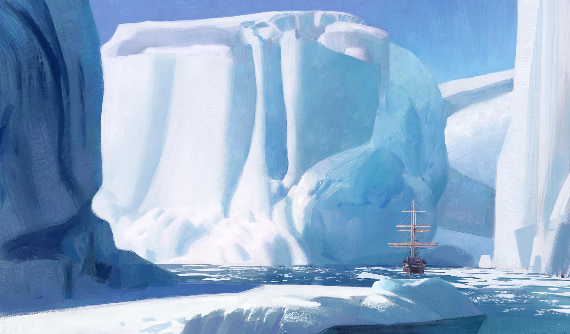 Joseph nickson ice