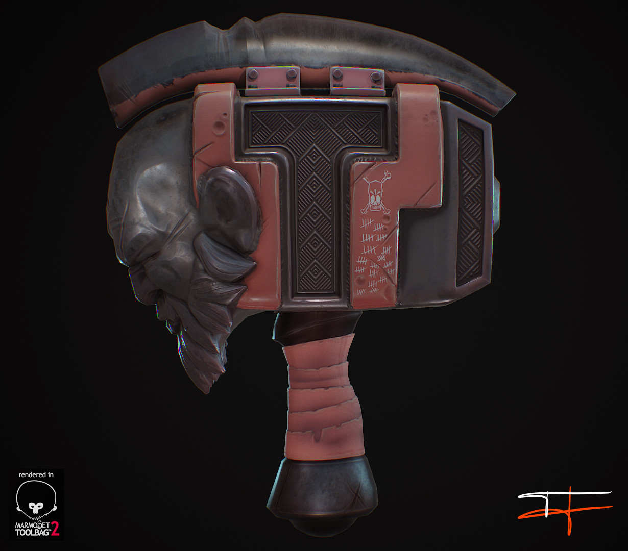 Tim jacksteit hammer shot003