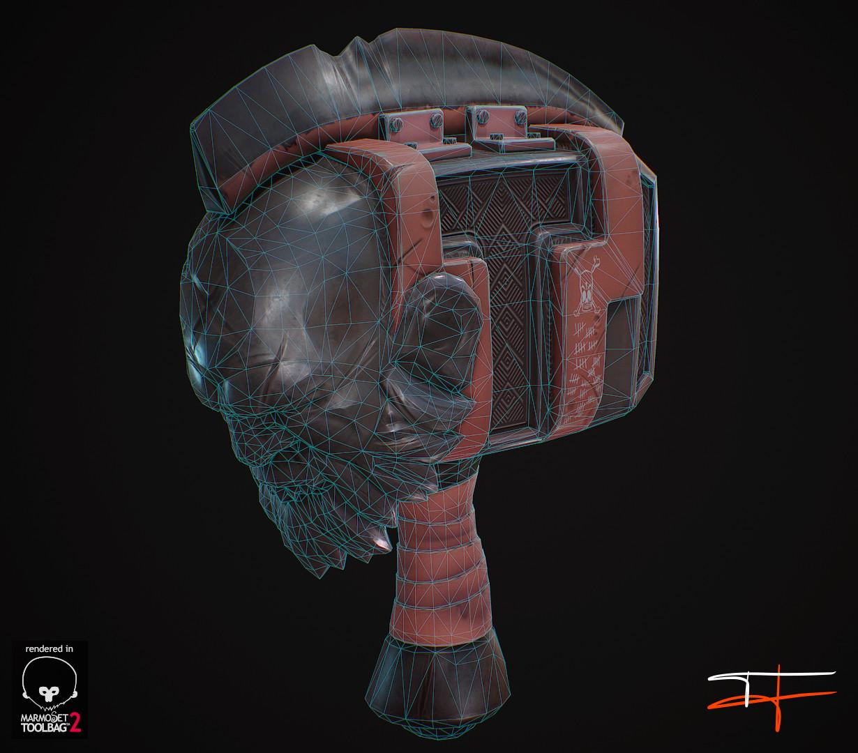 Tim jacksteit hammer shot005