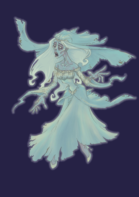 Vanesa gonzalez phantom bride v2