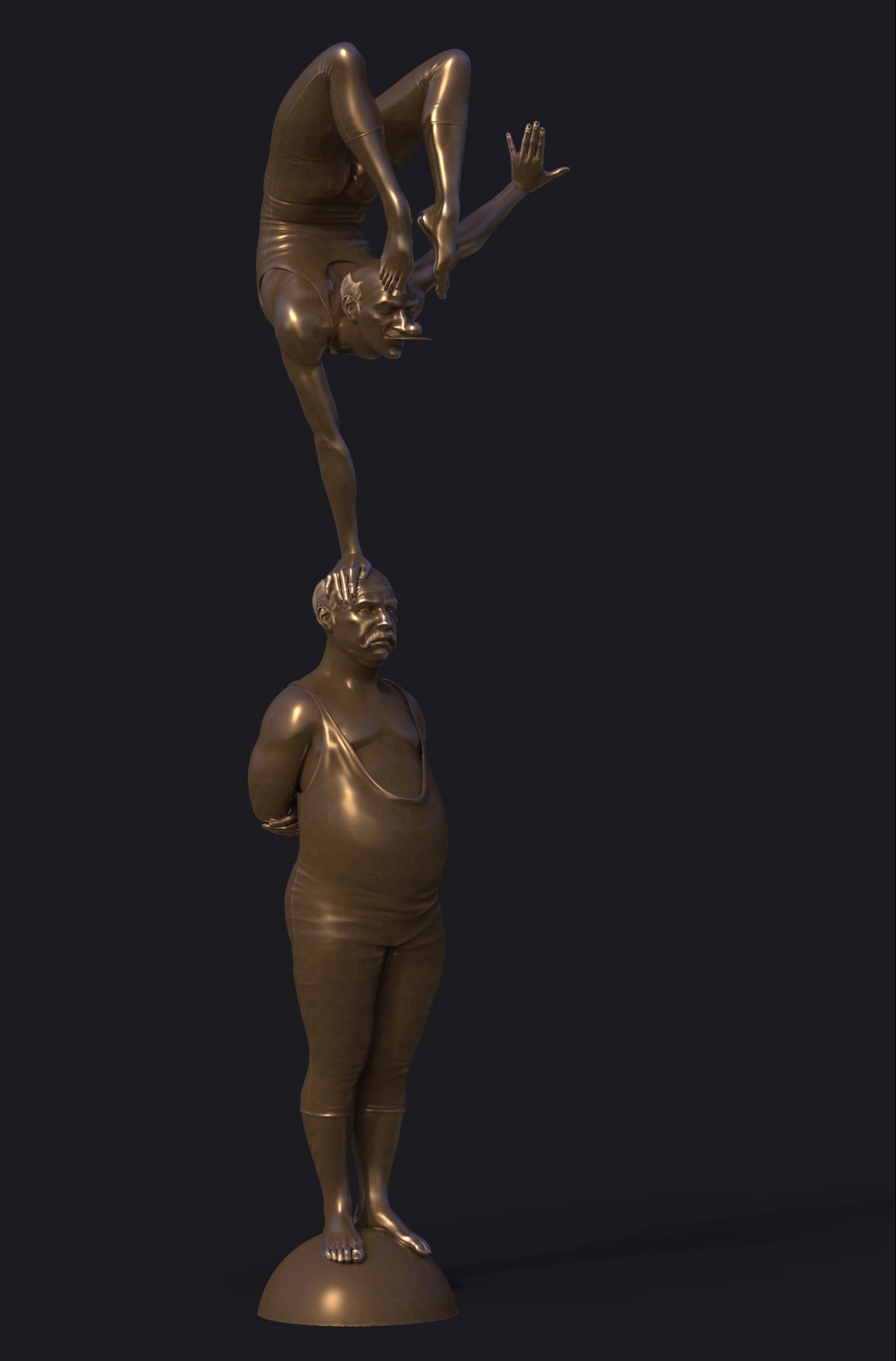 Sanjay singh bronze