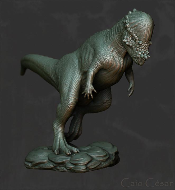 Caio fantini paquicefalossauro
