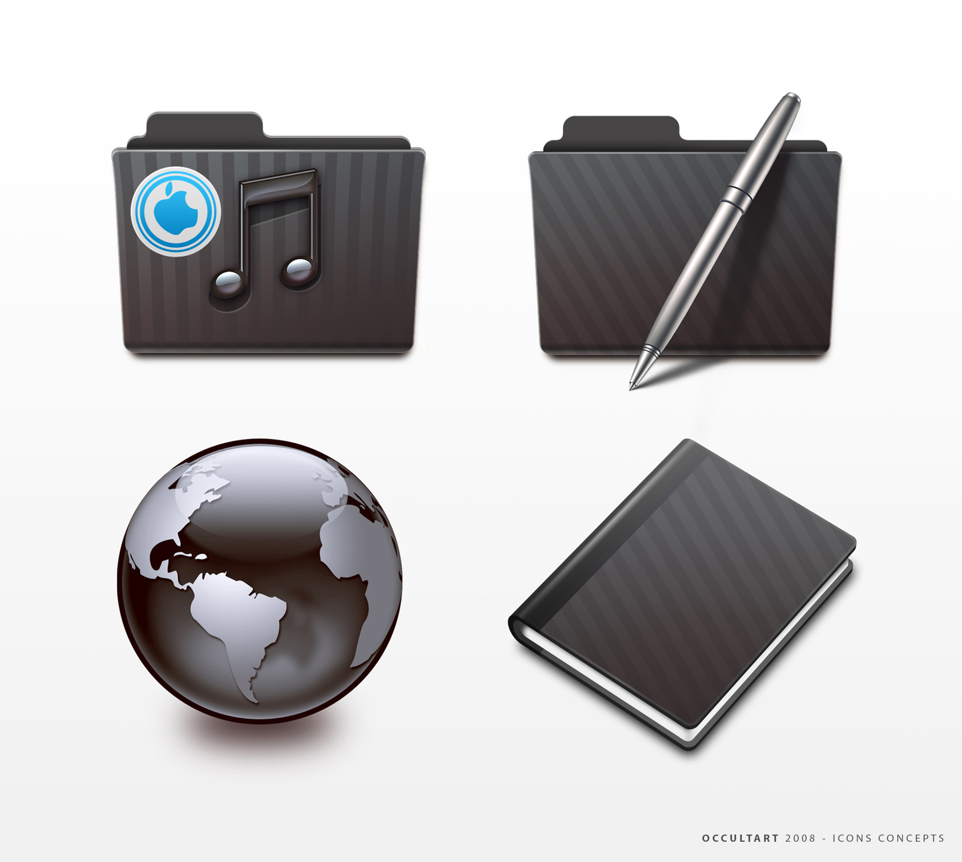 Occultart   icons office 003