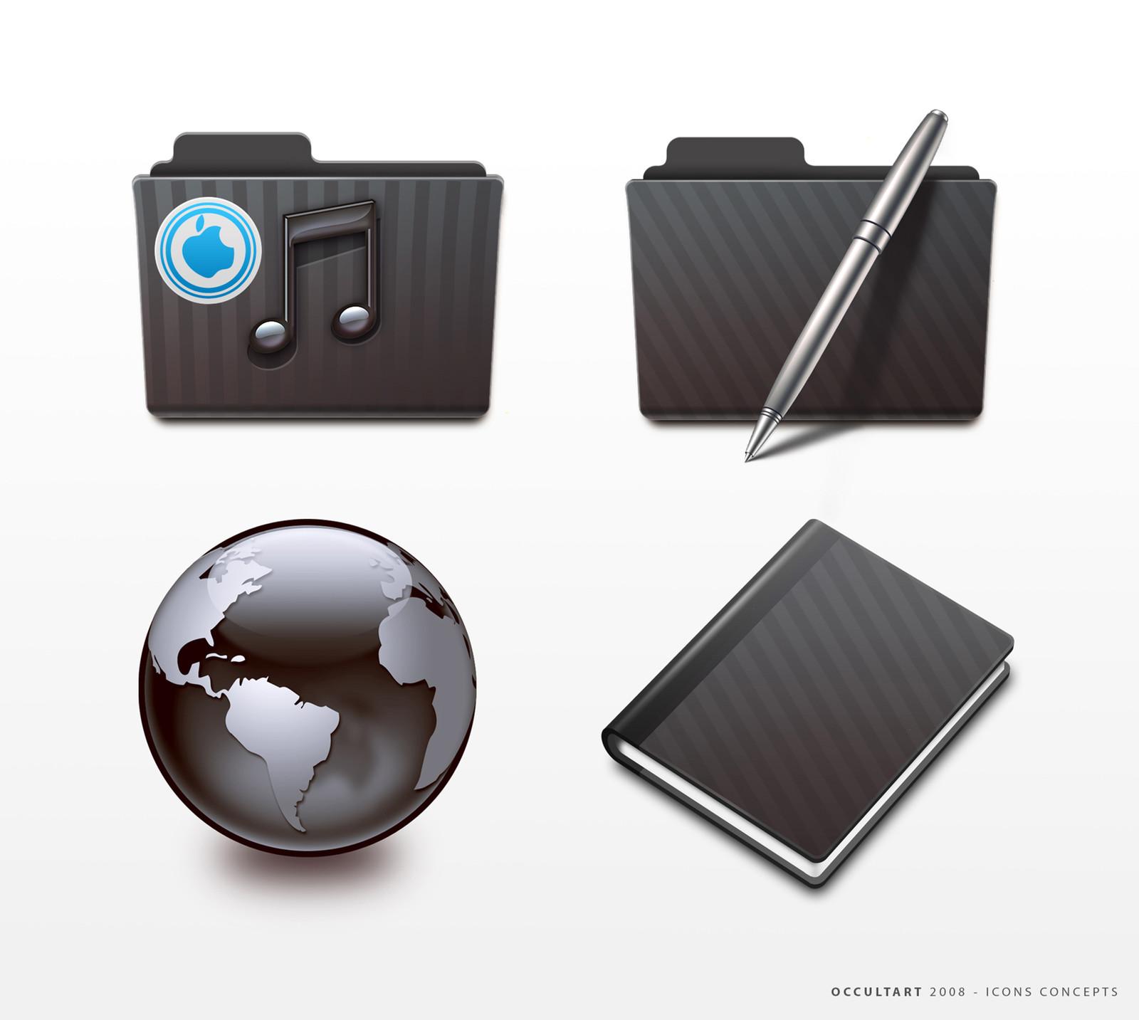 Icon Concepts 2008