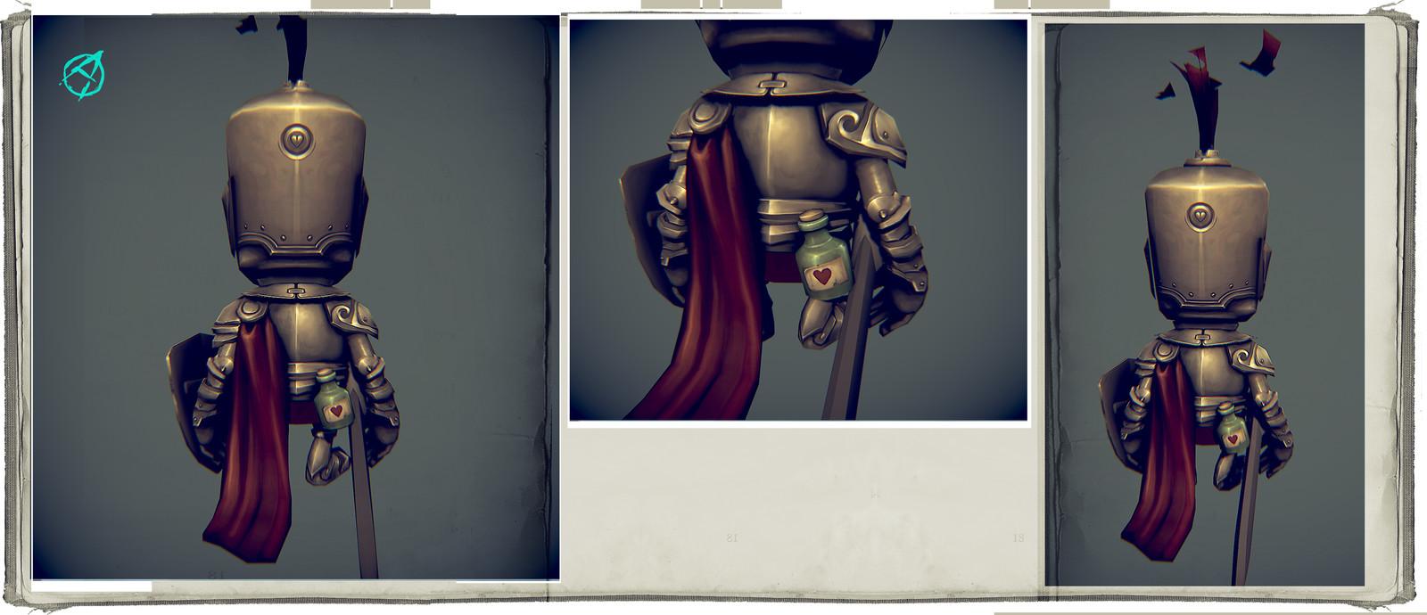 Tiny Knight W.I.P.