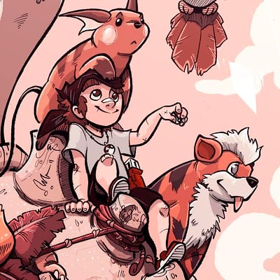 Luis montes pokemon gen1