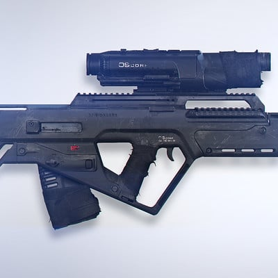 Per haagensen ksec weapons concept 01