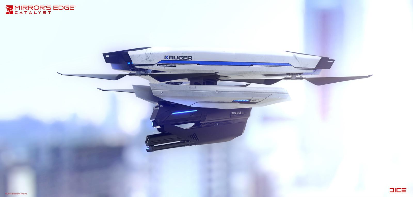 Drone - Concept Art