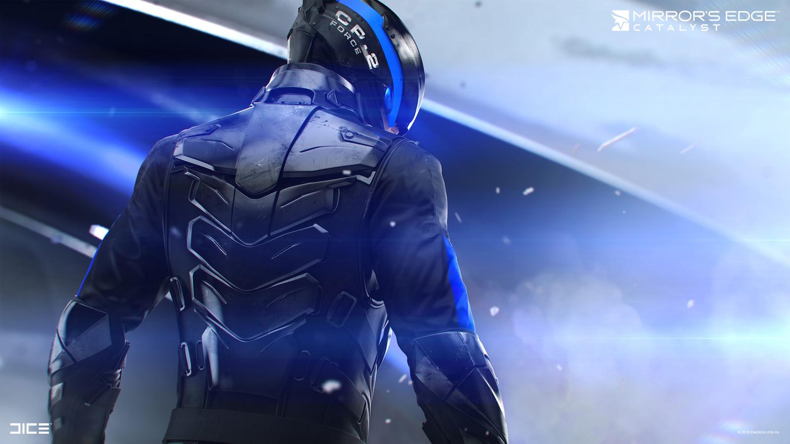 KSEC Sentinel - Concept Art