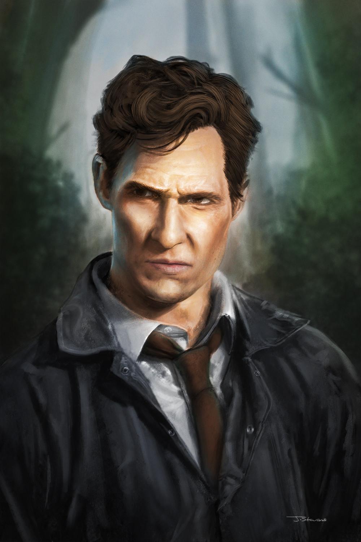 Matthew McConaughey study