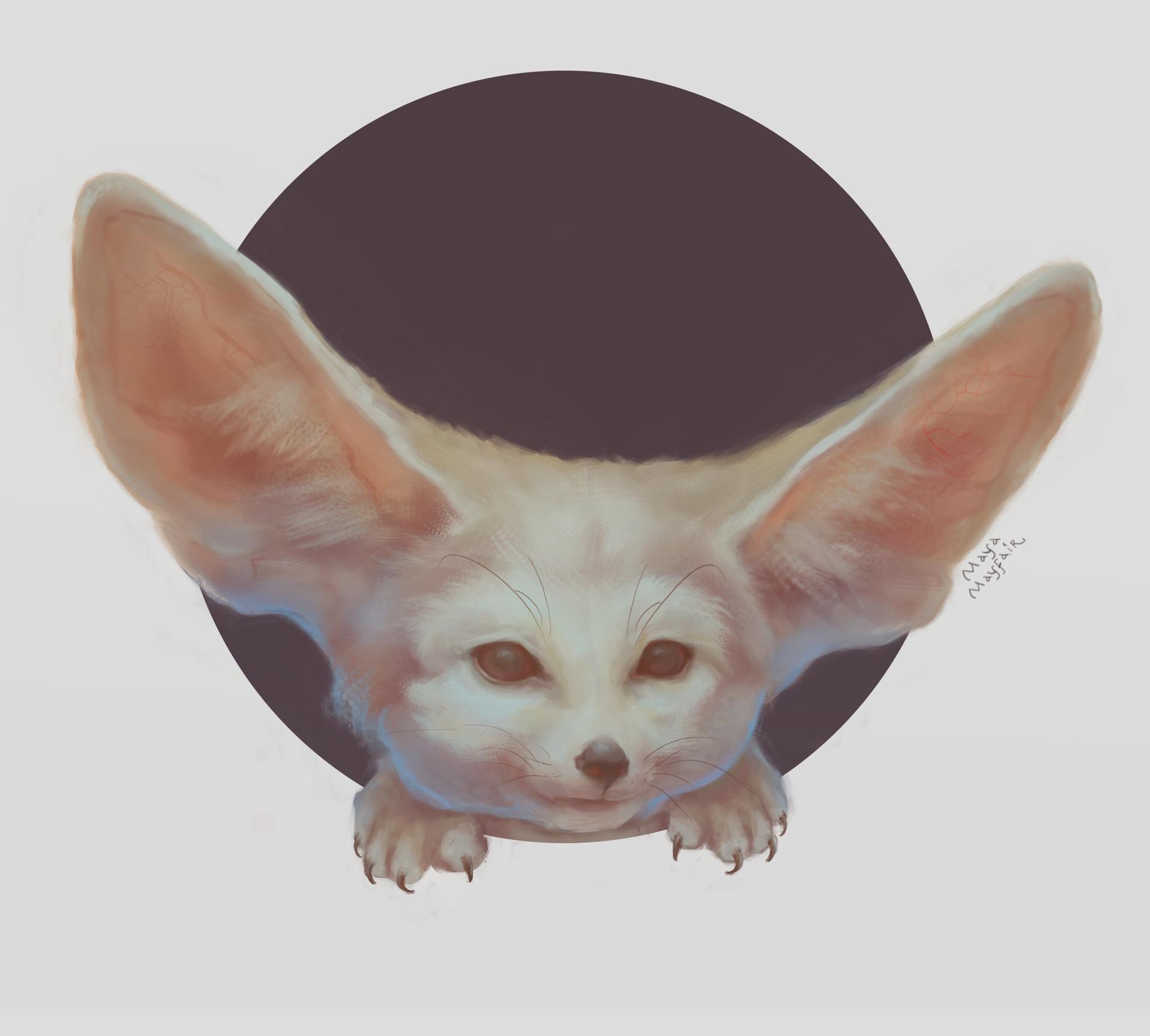 Maya grishanowitch foxling blank
