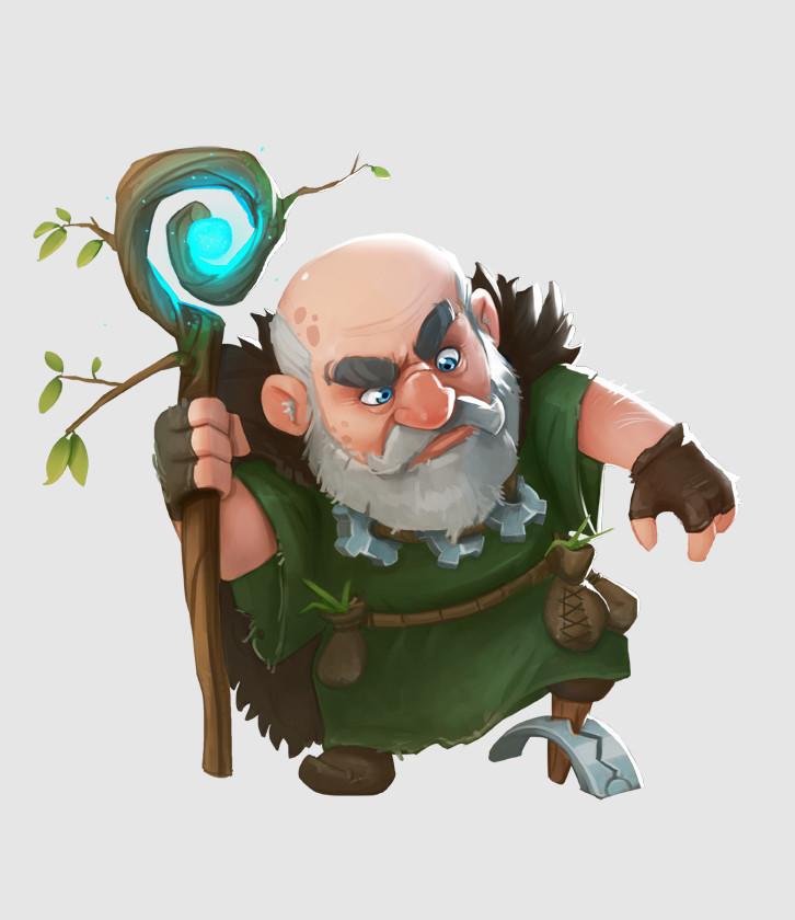 Dylan eurlings druide