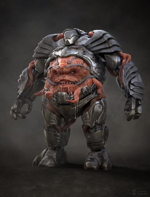 An early Krang design