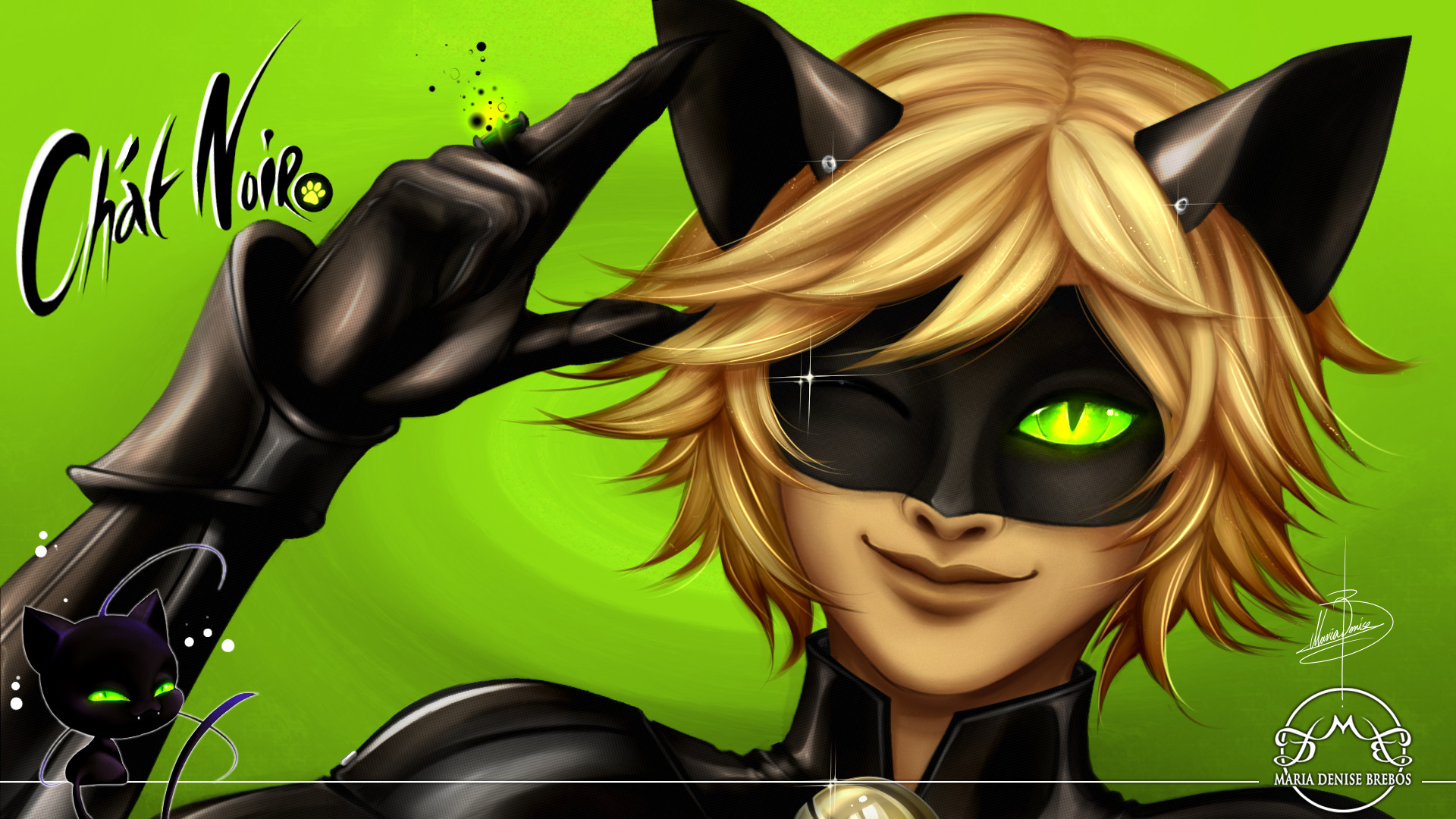 Maria Denise Brebos Miraculous Ladybug And Chat Noir