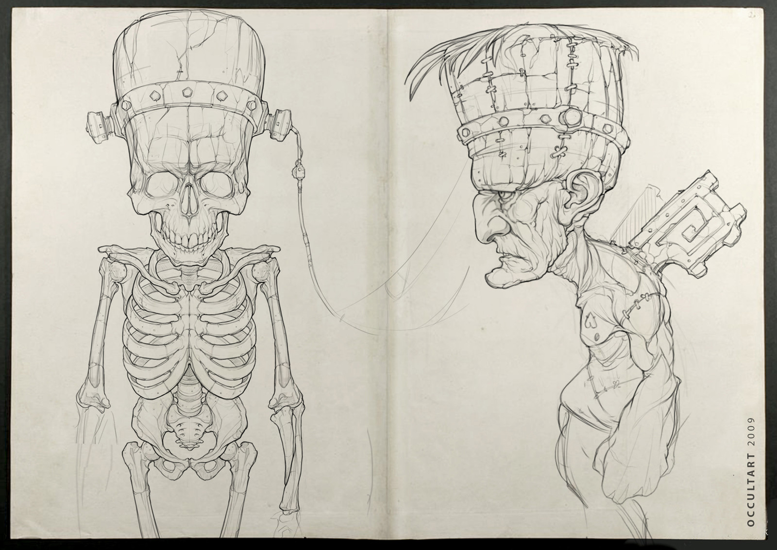 Skeleton Practice (OLD)