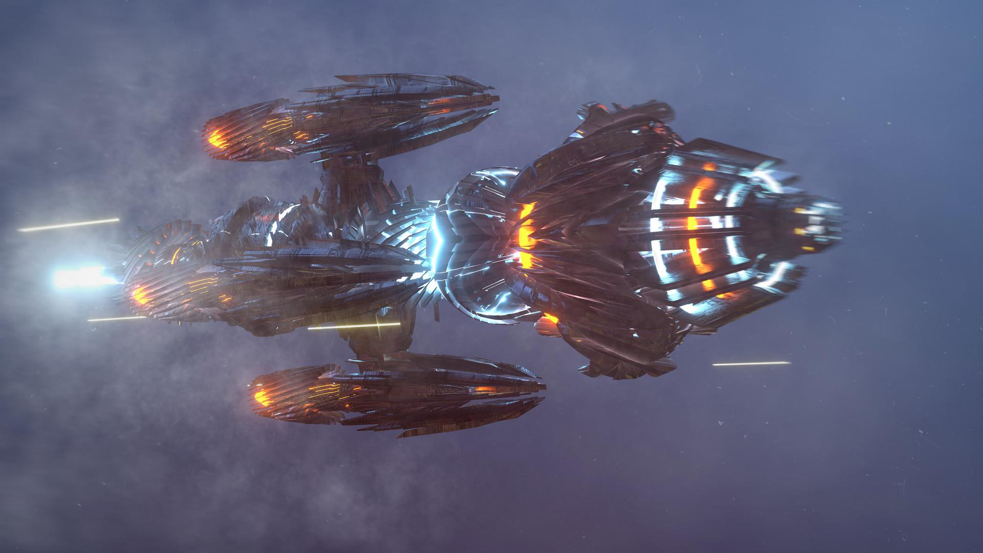 Kresimir jelusic robob3ar 245 140616 starship 5k