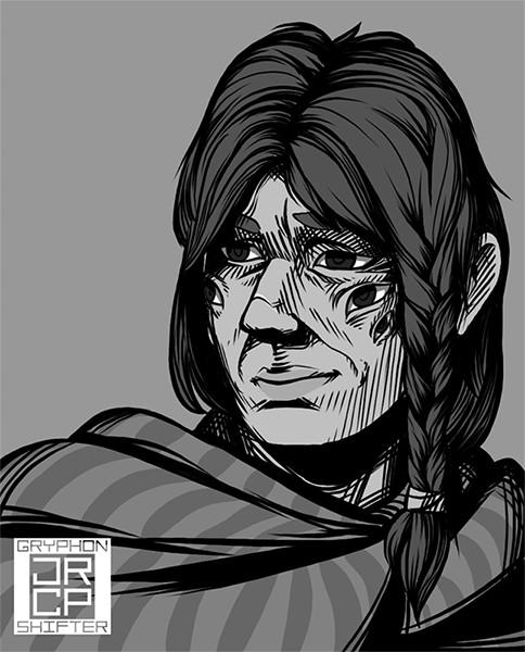 Meridian's true face.