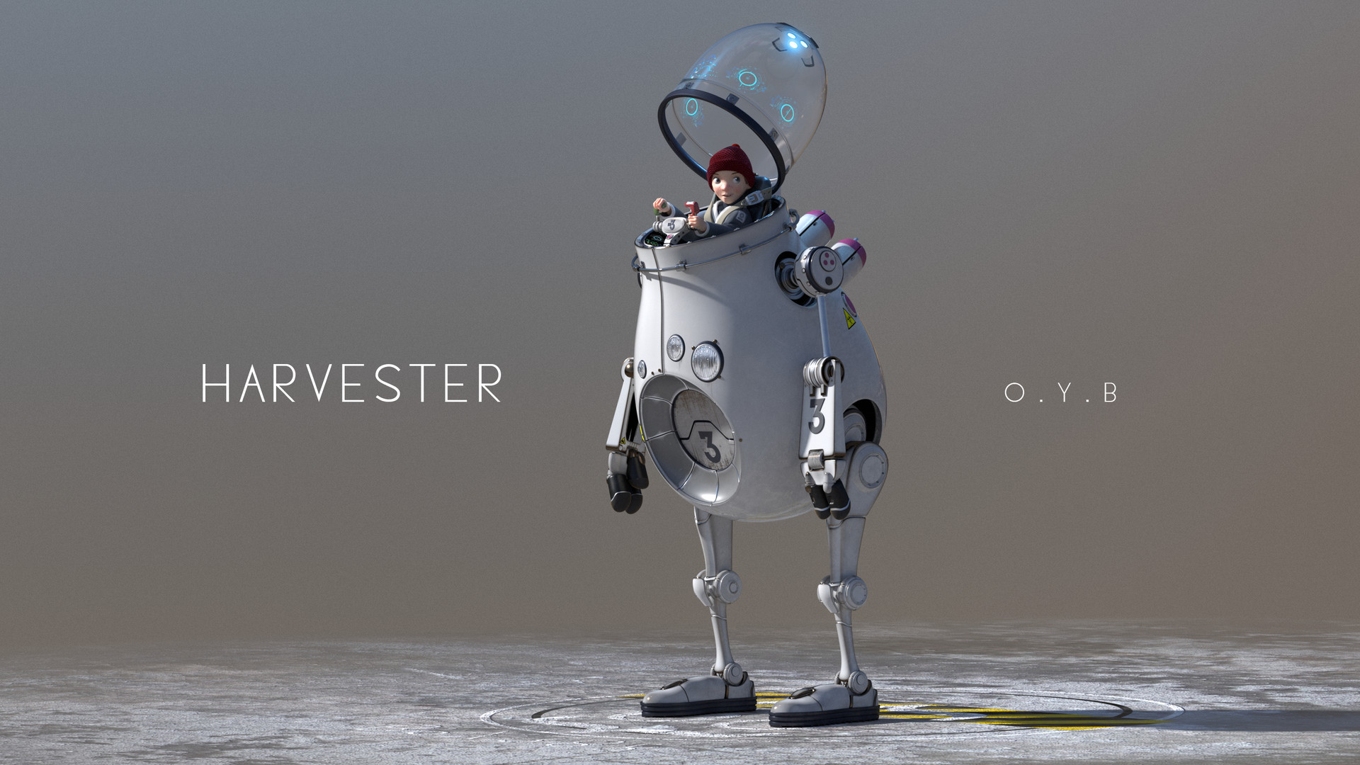 Harvester - O.Y.B project