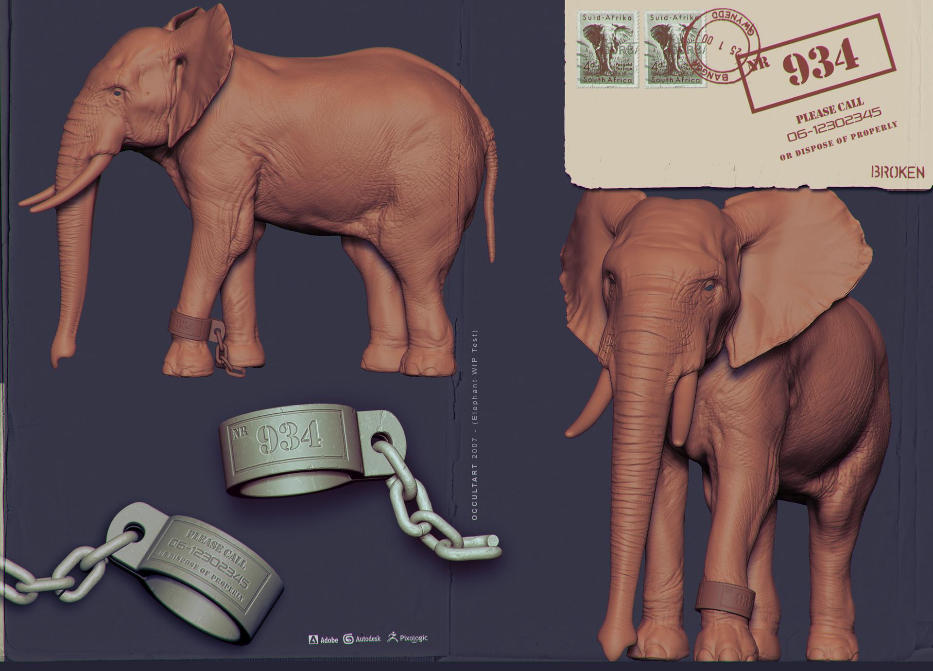 Occultart   elephant934
