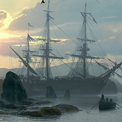Tierno beauregard skull island by ourlak
