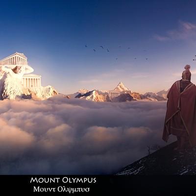 Remi delabaudiere mount olympus
