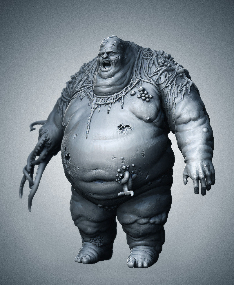 Zombie Fat 8