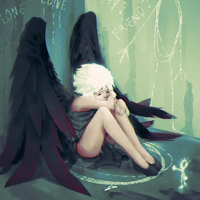 Alexis rives angel final