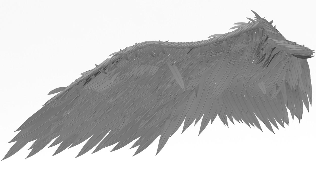 Aline de queiros wings icarus kratos