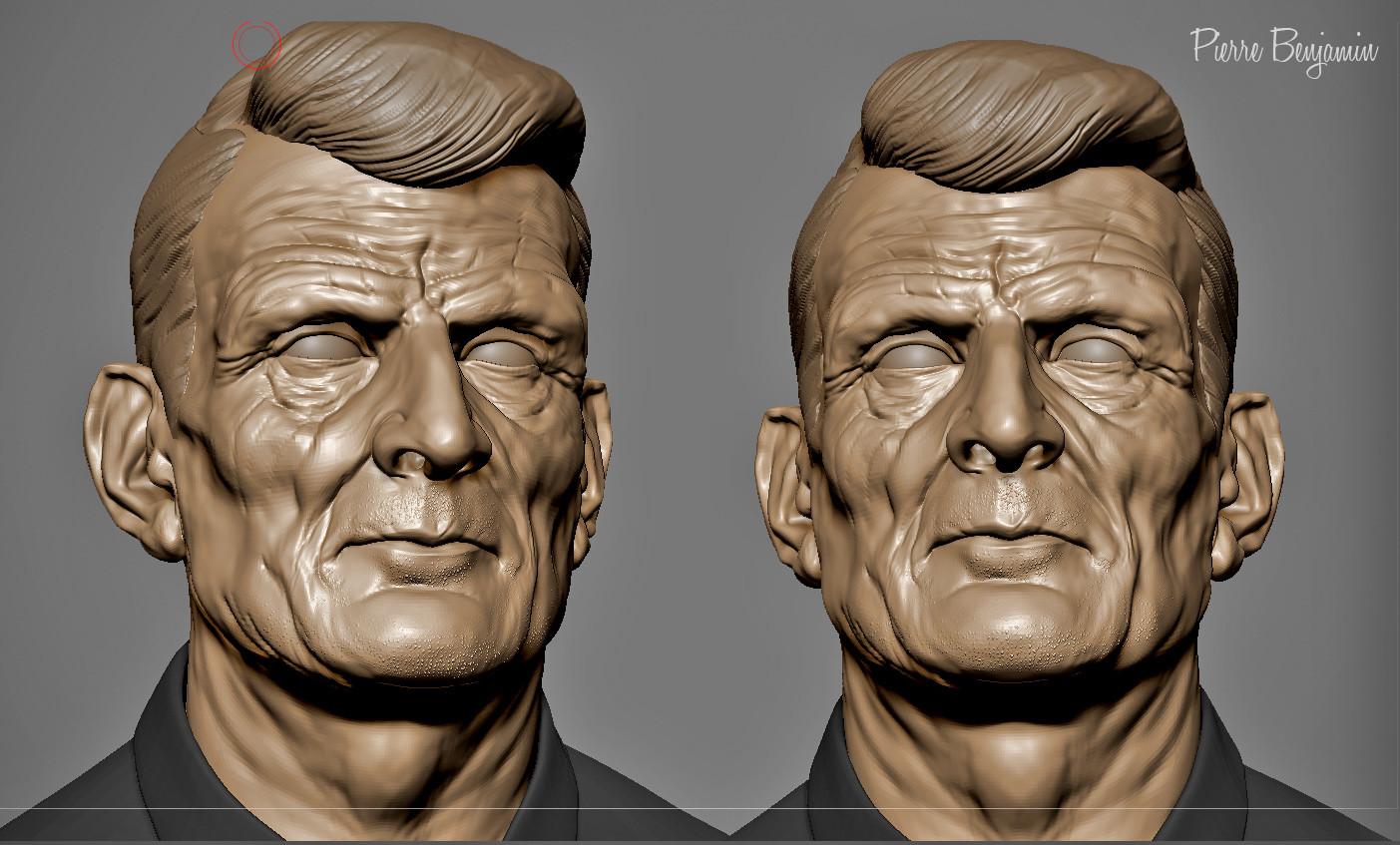 Samuel Beckett  WIP