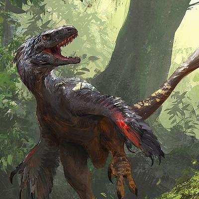 Jonathan kuo atrociraptor low