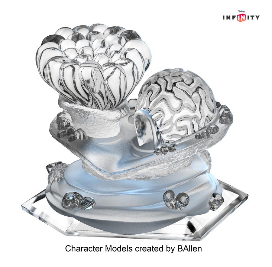 Character Model by BAllen