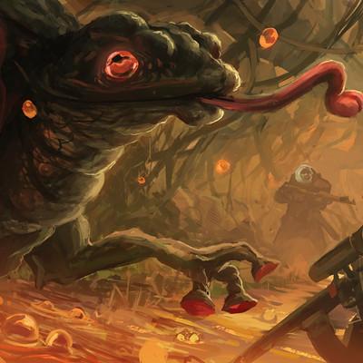 Juuso litja swamp surprise2