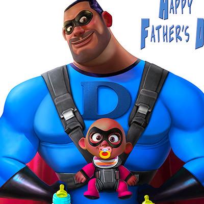 Mervin kaunda fathers day