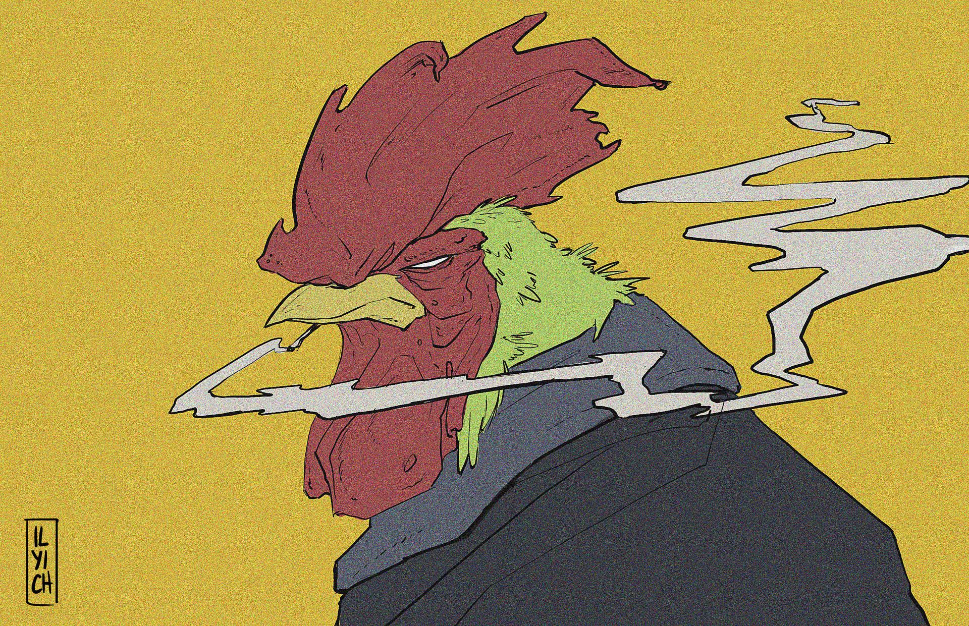 Pablo ilyich gallo samurai
