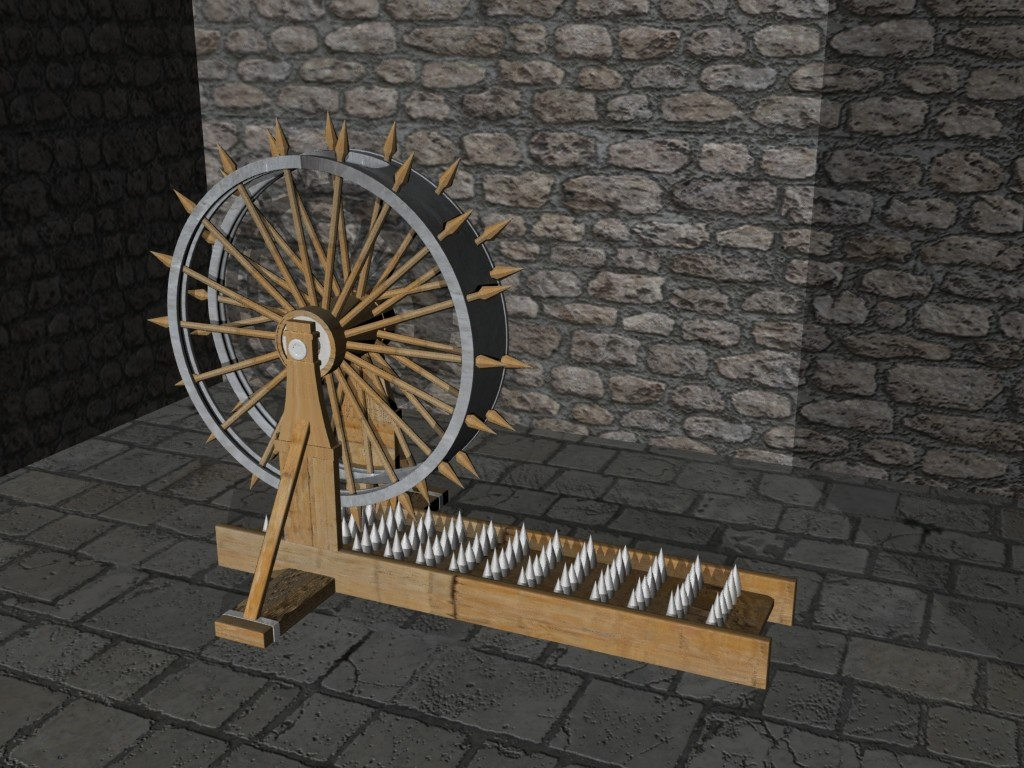 Jessica vira wheel 6