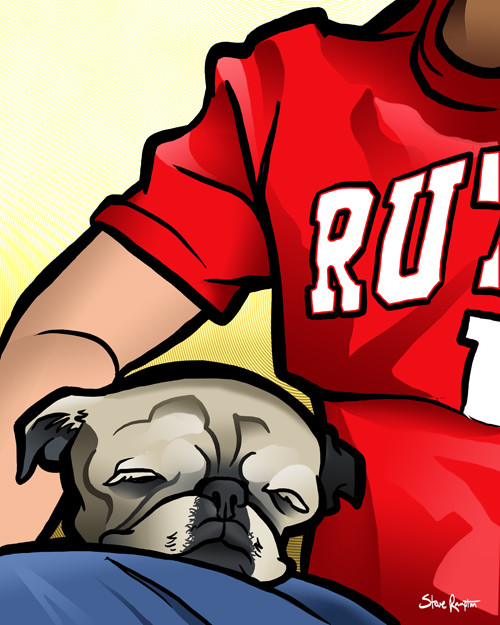 Steve rampton seid pug