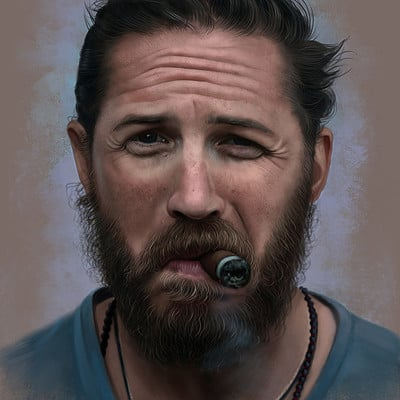 Masoume rezaei tom hardy low