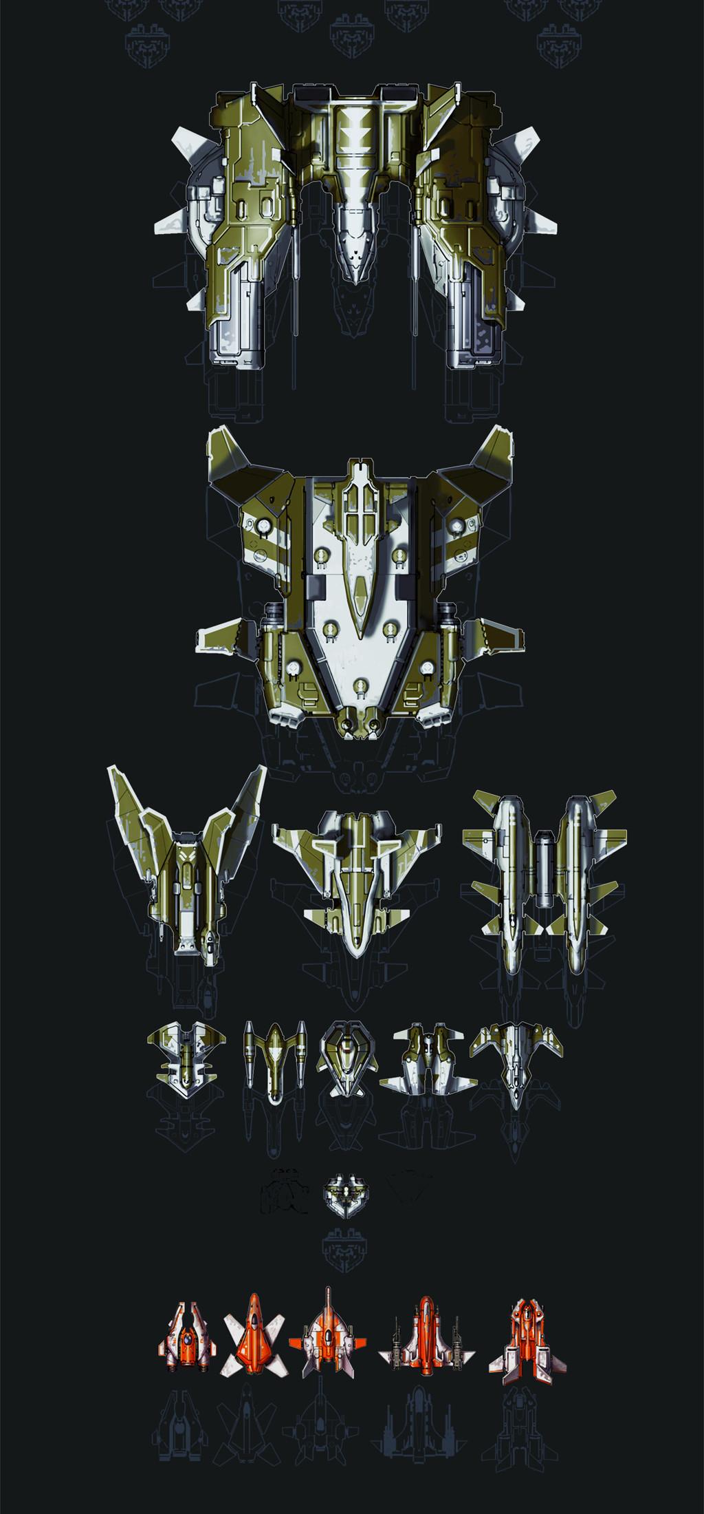 Jaroslaw marcinek spaceships v3