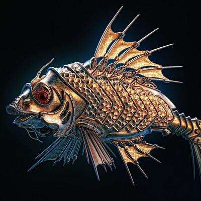 Aleksandr kuskov sc fish b 02 hi smoll