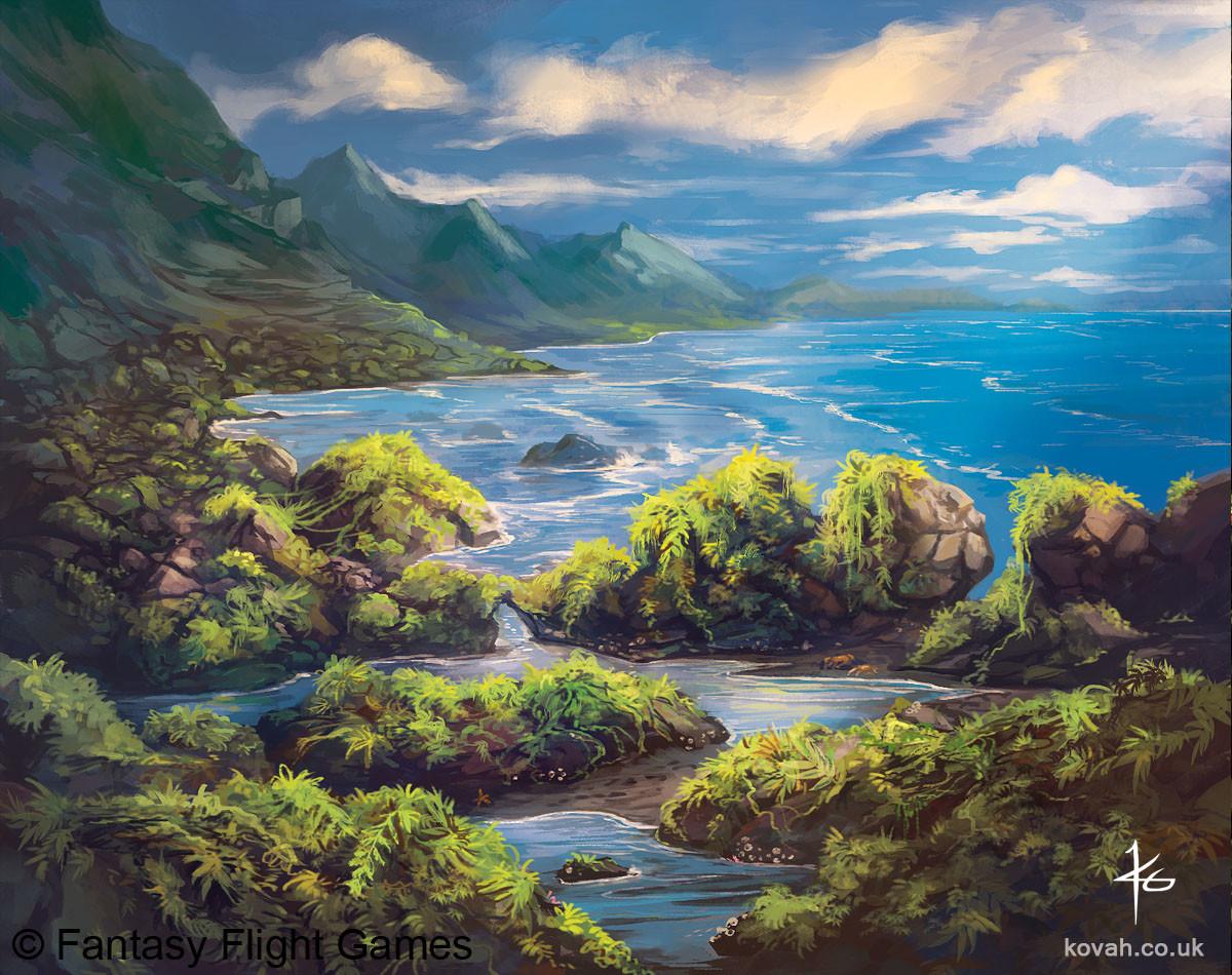 Katy grierson coastland