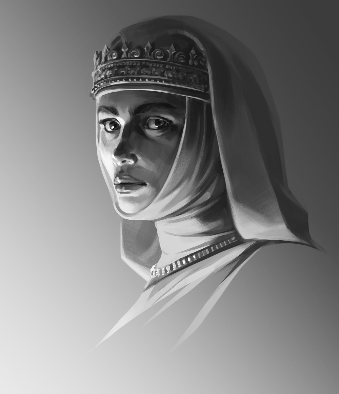 Tsarina Anastasia Romanova