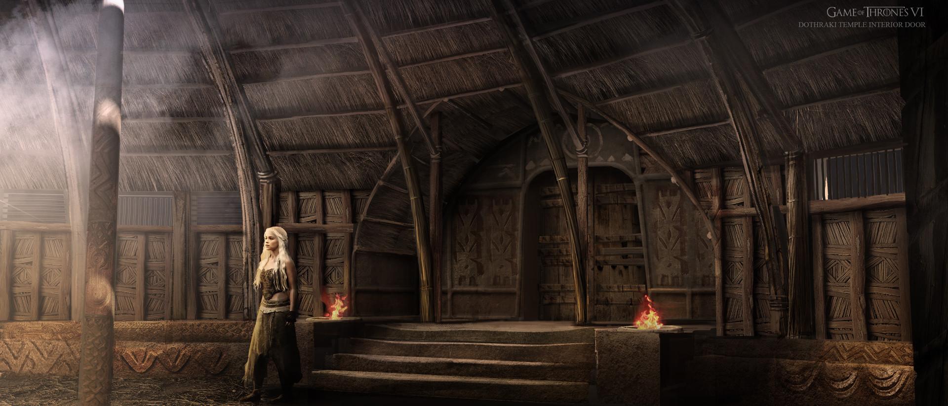 Kieran belshaw dothraki temple door v006
