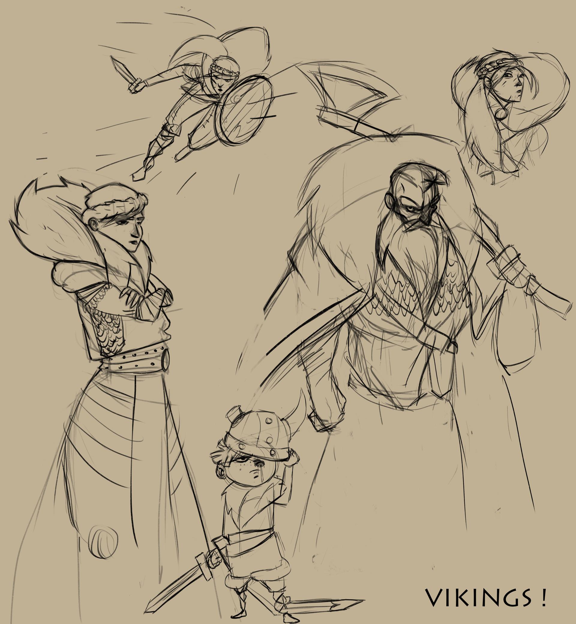 Victor debatisse vikings