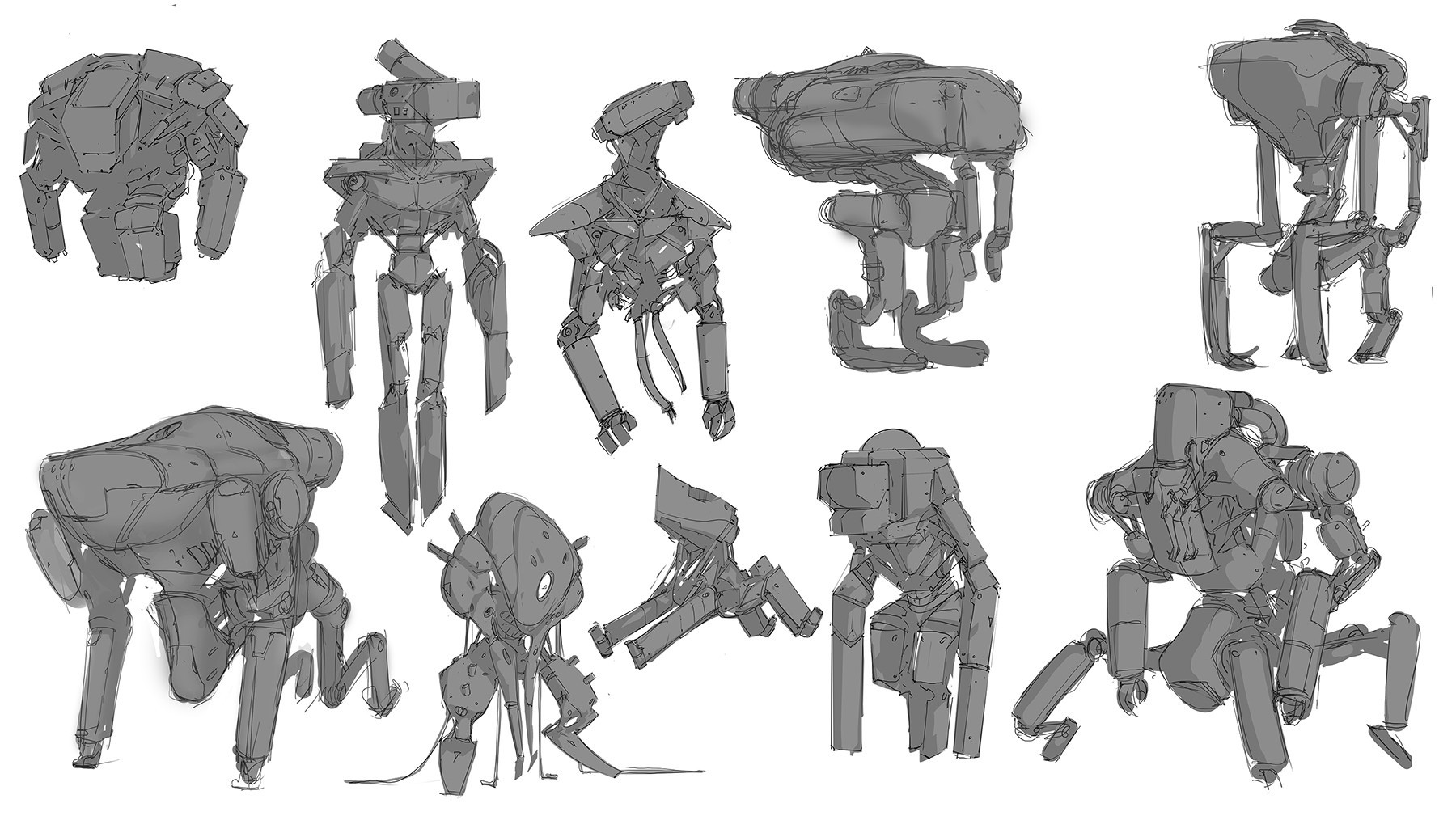 Mathieu latour duhaime mathieu latour duhaime mech sketches small
