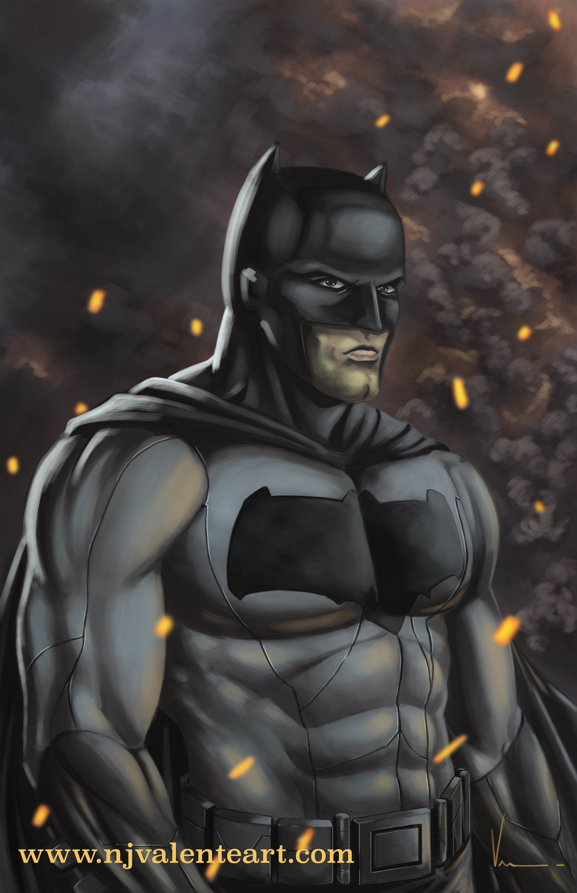 Nick valente batman