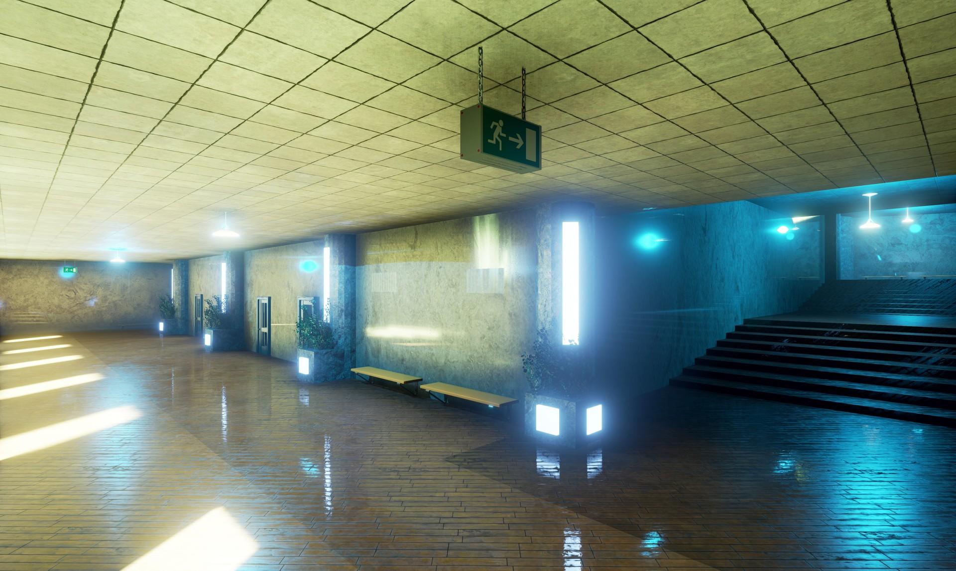 Shot #2 - Corridor(Expanded)