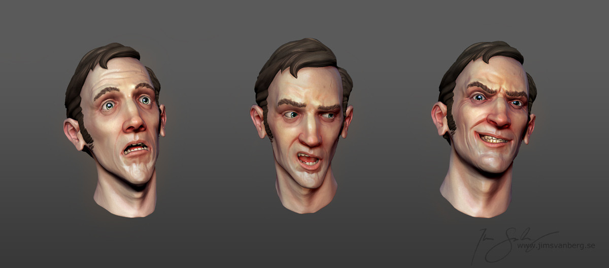 Jim svanberg expressions by jim svanberg