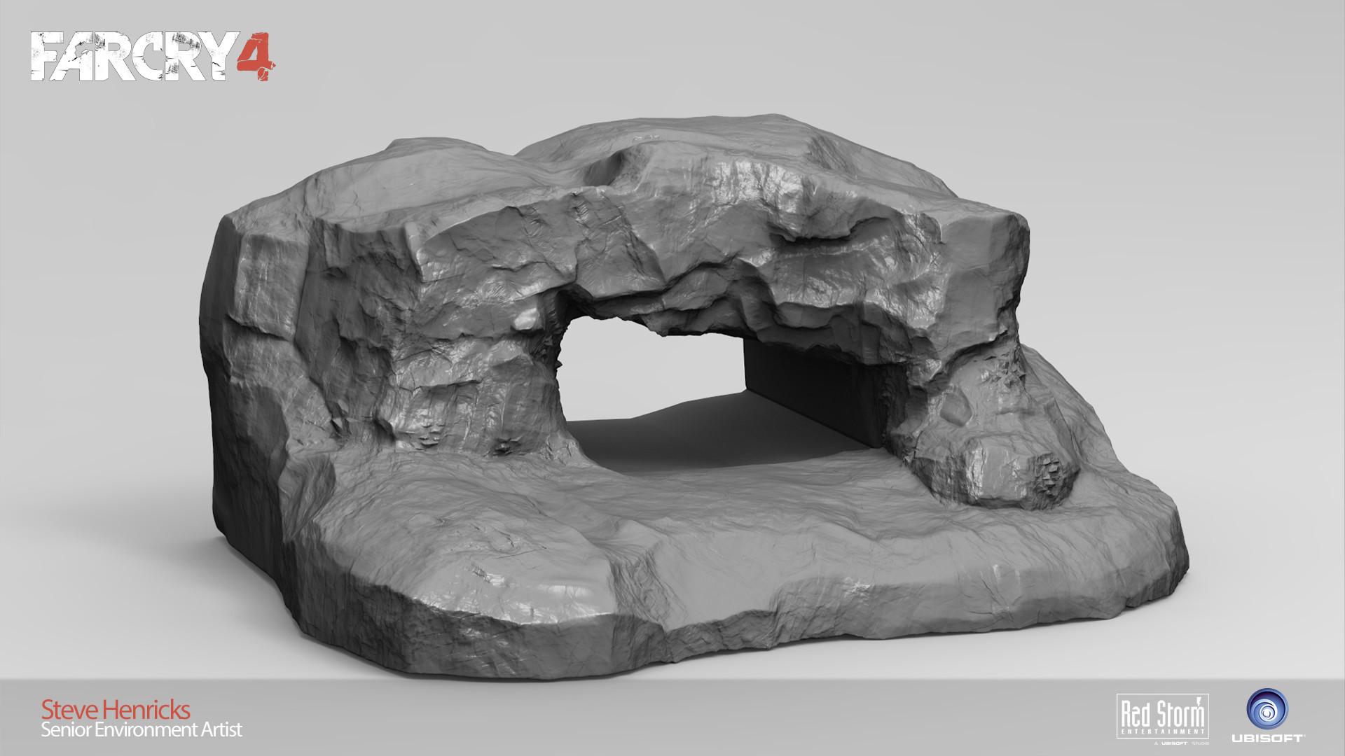 Steve henricks cavesculpt1